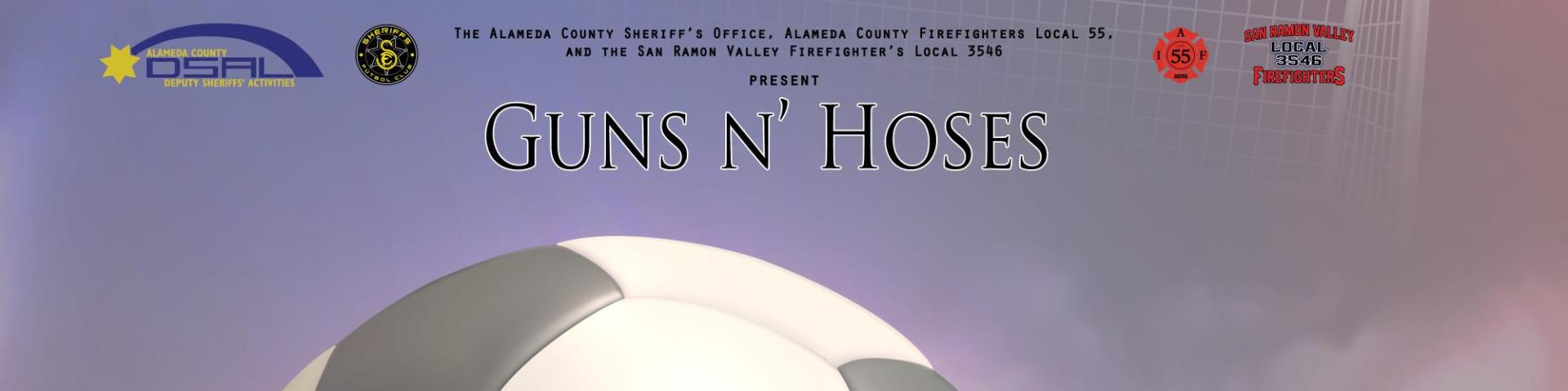 Guns n Hoses Soccer Tournament