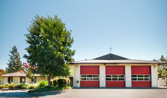 Fire station 34