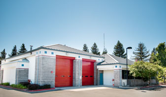 Fire Station 38