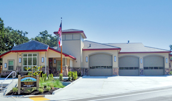 Fire station 32